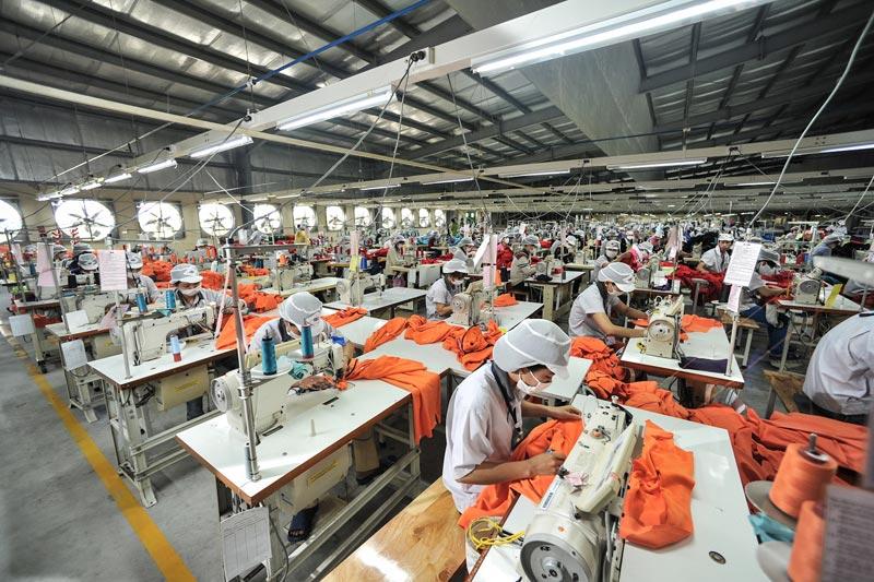 Vietnam Office Amp Factory Oriental Garment Thailand