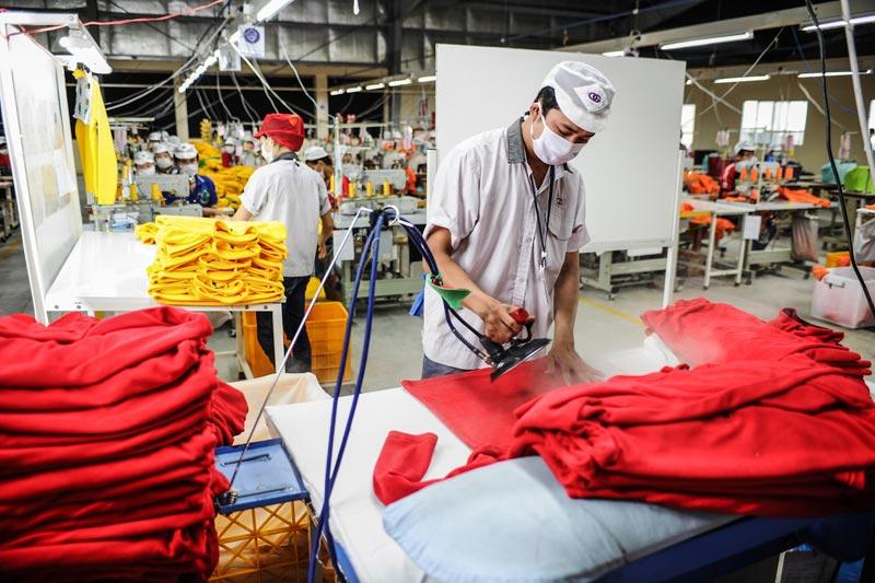 Vietnam Office & Factory | Oriental Garment Thailand | Oriental